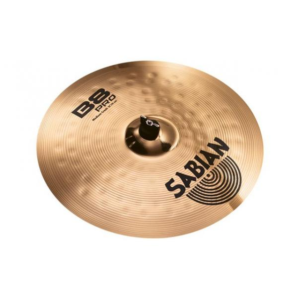 Plato B8 Pro Medium Crash Sabian 16""
