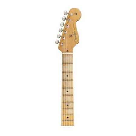 Fender Road Worn® '50s Stratocaster®, Maple Fingerboard, Black Guitarra Electrica