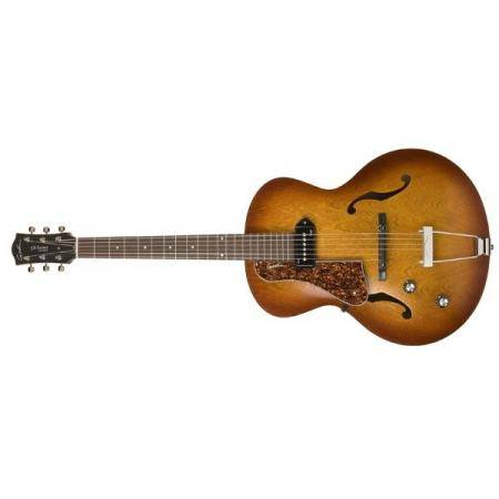 Godin 5th Avenue Kingpin P90 Cognac Burst Zurda