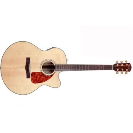 Guitarra Electro-acústica Fender CJ 290 SCE Jumbo Maple