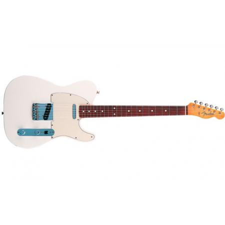 Guitarra Eléctrica Fender Classic Series '60s Telecaster ®, PF, Olympic White