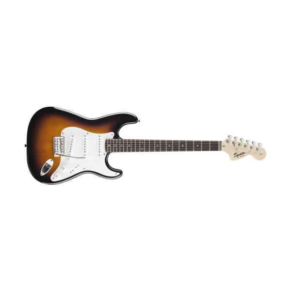 Squier Affinity Series™ Stratocaster®, Rosewood Fingerboard, Brown Sunburst