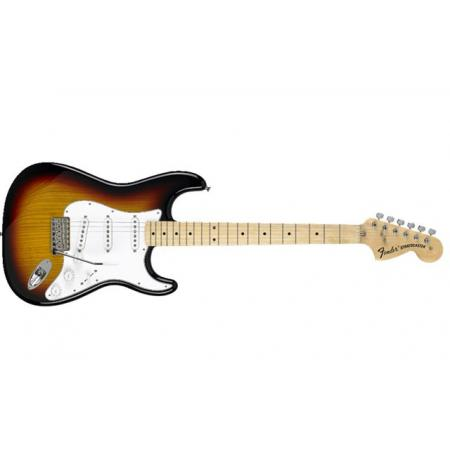 Fender Classic Series '70s Stratocaster, Map