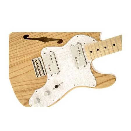 Fender Classic Series 72 Telecaster® Thinline, Maple Fingerboard, Natur