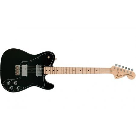FENDER CLASSIC SERIES '72 TELECASTER MF BLACK