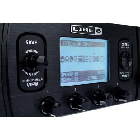 Line 6 POD HD PRO X Procesador efectos