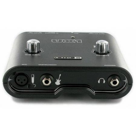 Line 6 Pod Studio UX1 Interfaz de audio USB