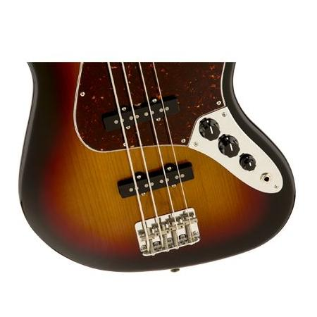 Bajo Fender '60s JazzBass Laquer 3ts