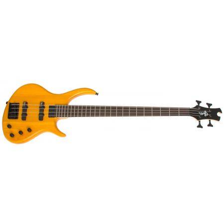 BAJO ELÉCTRICO EPIPHONE TOBY DELUXE-IV BASS TRANSL