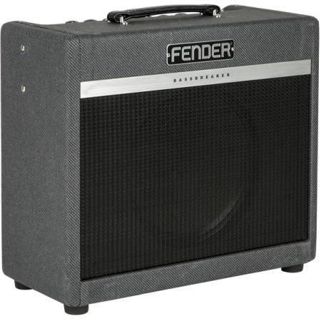 Fender Bassbreaker 15 amplificador guitarra eléctrica
