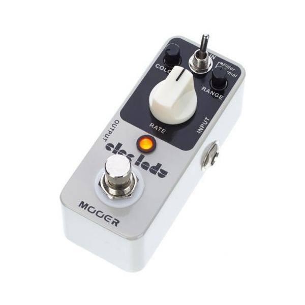 Mooer Eleclady Flanger pedal guitarra