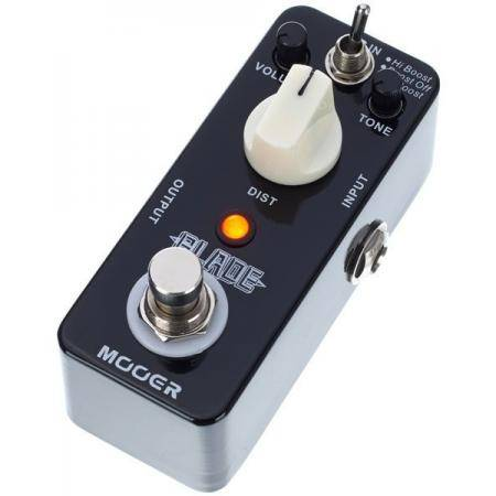 Mooer  Blade Heavy metal distortion pedal guitarra