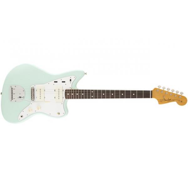 Fender 60s Jazzmaster® Lacquer, Rosewood Fingerboard, Surf Green