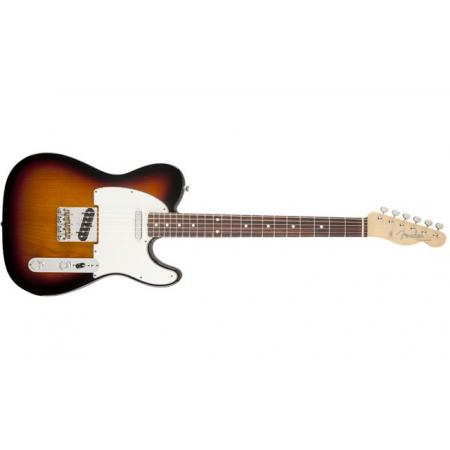 Fender Classic Player Baja '60s Telecaster®, Rosewood Fingerboard, 3-Color Sunburst