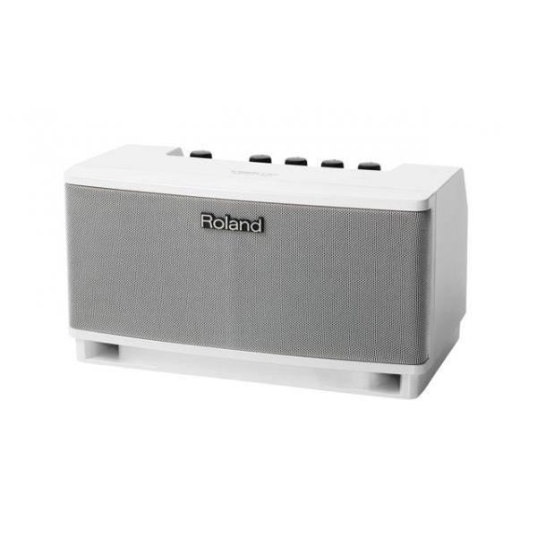 Roland Amplificador Monitor de Sobremesa CUBE Lite Blanco