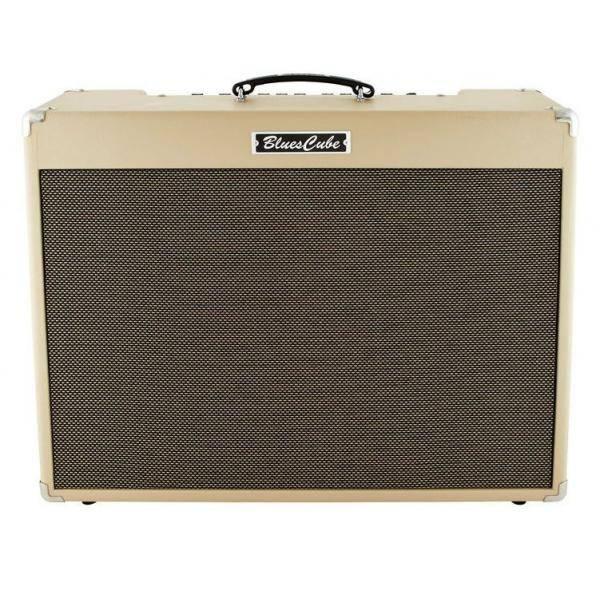 Roland Blues Cube Artist 212 amplificador guitarra