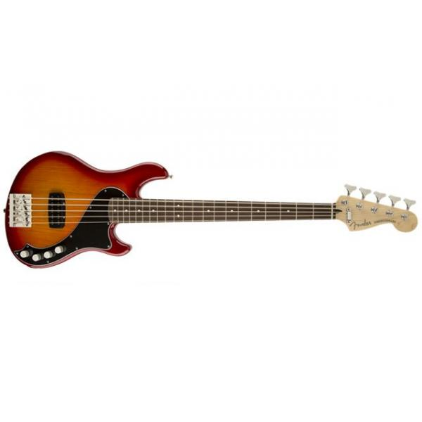 Bajo Fender Deluxe Dimension™ Bass V, Rosewood Fingerboard, Aged
