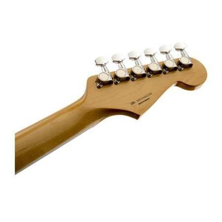 Fender Kurt Cobain Jaguar® Left-Handed, Rosewood Fingerboard, 3-Color Sunburst