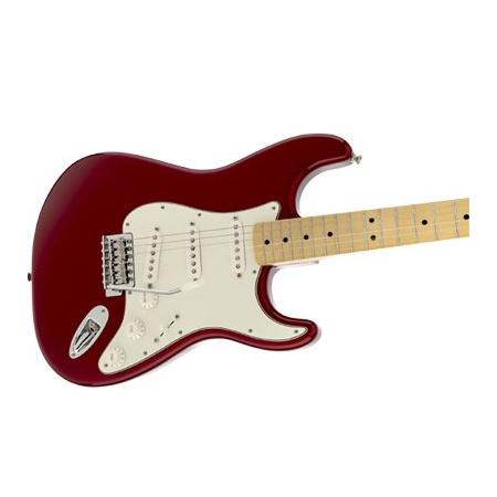 Fender Standard Stratocaster, Rosewood Fingerboard, Candy Apple Red, N