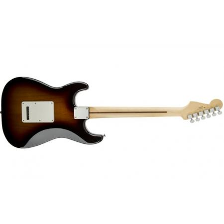 Fender Standard Stratocaster, Maple Fingerboard, Brown Sunburst