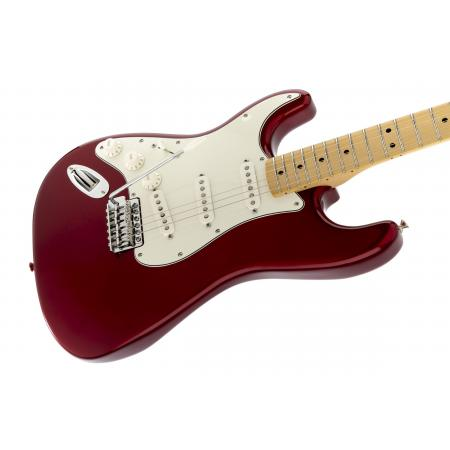 Fender Standard Stratocaster Left-Handed, Maple Fingerboard, Candy  Ap