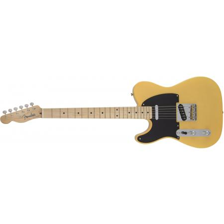 Fender American Vintage '52 Telecaster® Left-Handed, Maple Fingerboard, Butterscotch Blonde