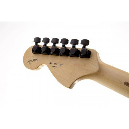 Jim Root Stratocaster®, Ebony Fingerboard, Flat Black