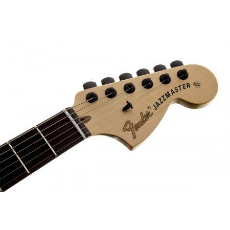 Fender Jim Root Jazzmaster®, Ebony Fingerboard, Flat Black