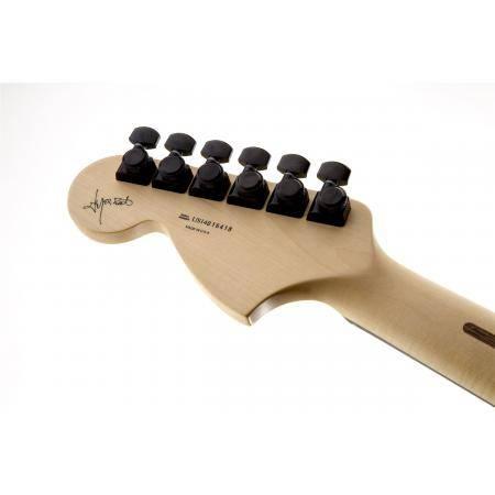 Fender Jim Root Jazzmaster®, Ebony Fingerboard, Flat Black