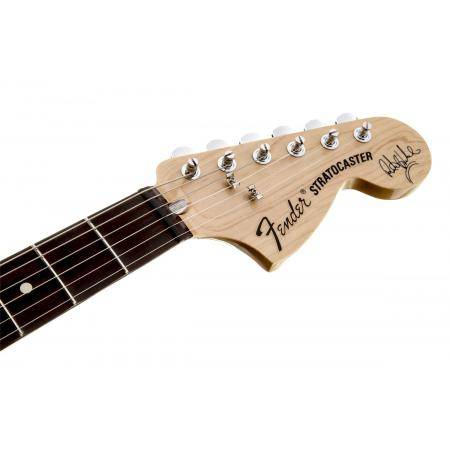 Ritchie Blackmore Stratocaster®, Scalloped rw Fingerboard, Olymp