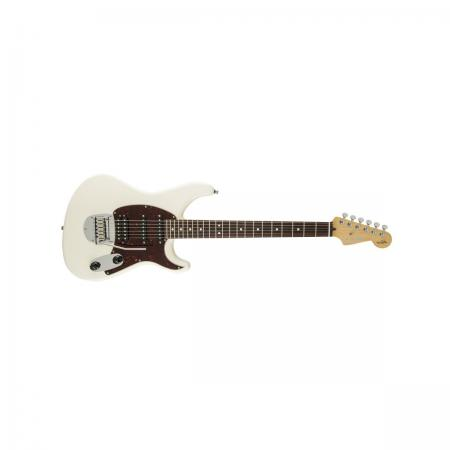 Fender Sergio Vallin Signature Guitar, Rosewood Fingerboard, Olympic White