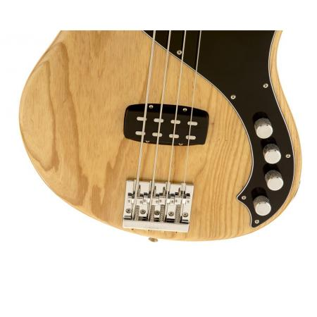 Bajo Fender Deluxe Dimension™ Bass IV, Maple Fingerboard, Natura