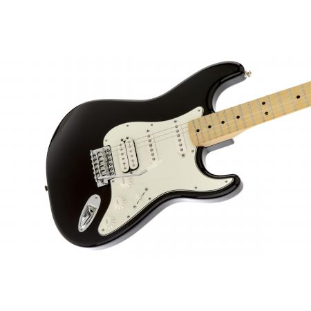 Fender Standard Stratocaster HSS, Maple Fingerboard, Black