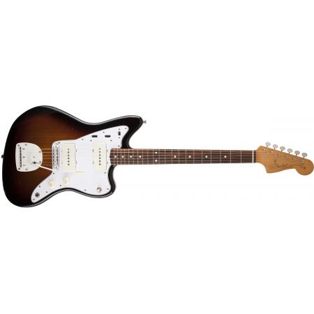 Guitarra Electrica Fender Road Worn® '60s Jazzmaster®, PF, 3-Color Sunburst