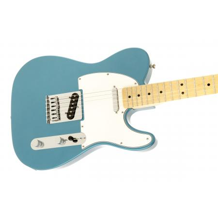 Fender Standard Telecaster, Maple Fingerboard, Lake Placid Blue