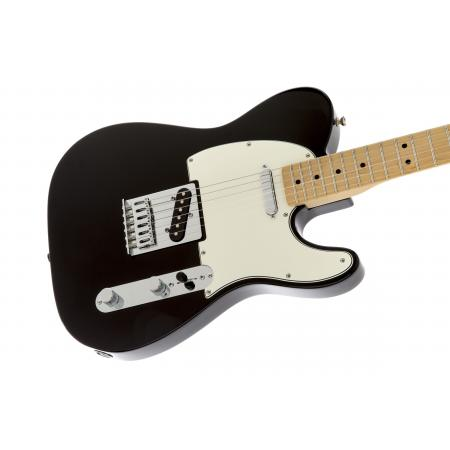 Fender Standard Telecaster Maple Fingerboard, Black