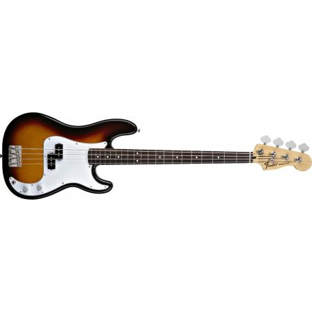 Bajo fender standard precision bass® rosewood fing