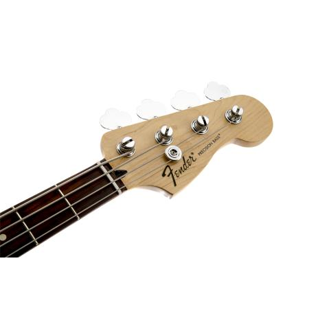 Bajo Fender Standard Precision Bass® Rosewood Fingerboard, Brown