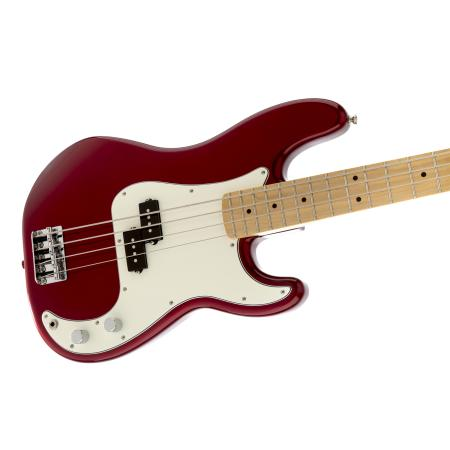 Fender Standard Precision Bass®, Maple Fingerboard, Candy A