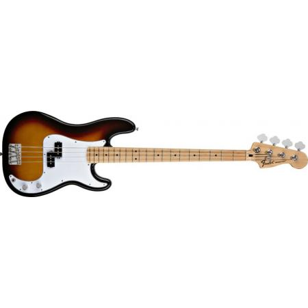 Fender Standard Precision Bass®, Maple Fingerboard, Brown S