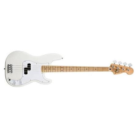 Fender Standard Precision Bass, Maple Fingerboard, Arctic