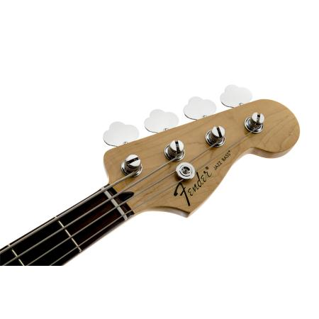 Fender Standard Jazz Bass Rosewood Fingerboard, Arctic Whi