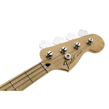 Fender Standard Jazz Bass Maple Fingerboard, Lake Placid B