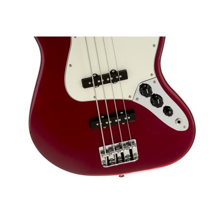 Fender Standard Jazz Bass Maple Fingerboard, Candy Apple R