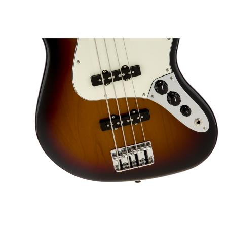 Bajo Fender Standard Jazz Bass® Maple Fingerboard, Brown Sunburs