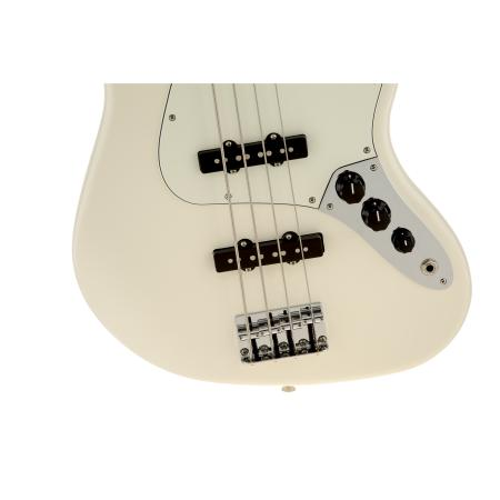 Bajo Fender Standard Jazz Bass® Maple Fingerboard, Arctic White