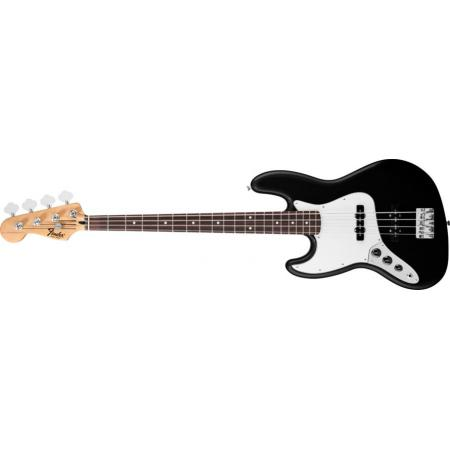 Fender Standard Jazz Bass Left Handed BK