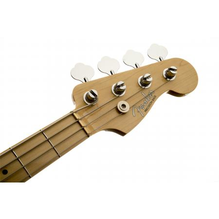 Fender Bajo Signature Roger Waters Precision Bass®, Maple Fingerboard, Black