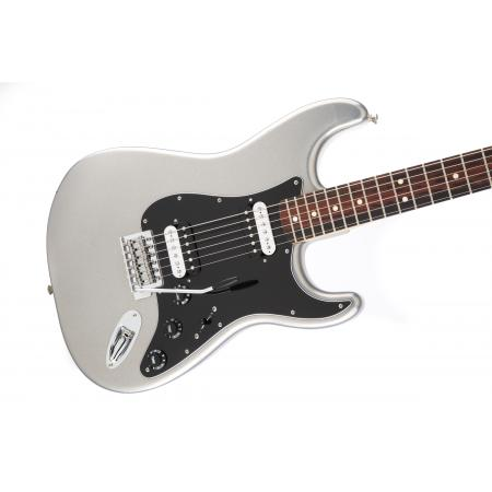 Fender Standard Stratocaster® HH, Rosewood Fingerboard, Ghost Silver