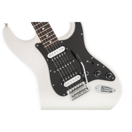 Fender Standard Stratocaster® HSH, Rosewood Fingerboard, Olympic White